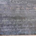 Mardi 30 mars 2021 – Saint Amédée ! Un très bel anniversaire à Nina (CM1)