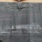 Vendredi 17 septembre 2021 – Belle fête aux Renaud – Bon week-end à tous !
